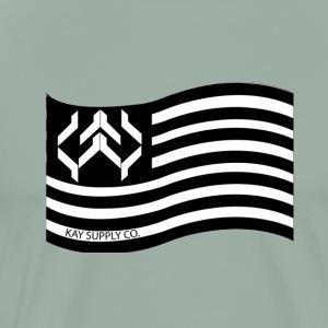 Kay Flag USA - Men's Premium T-Shirt