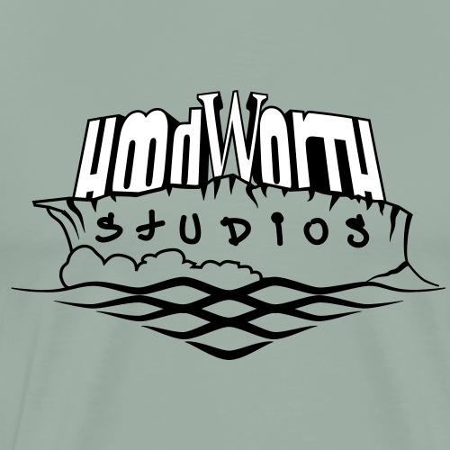 In the lab Hoodie - Men's Premium T-Shirt