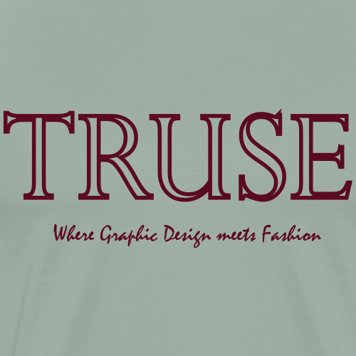truseSS (other colors available) - Men's Premium T-Shirt