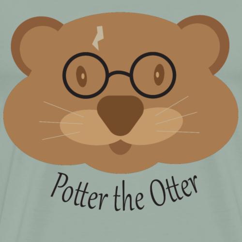 Potter the Otter - Men's Premium T-Shirt