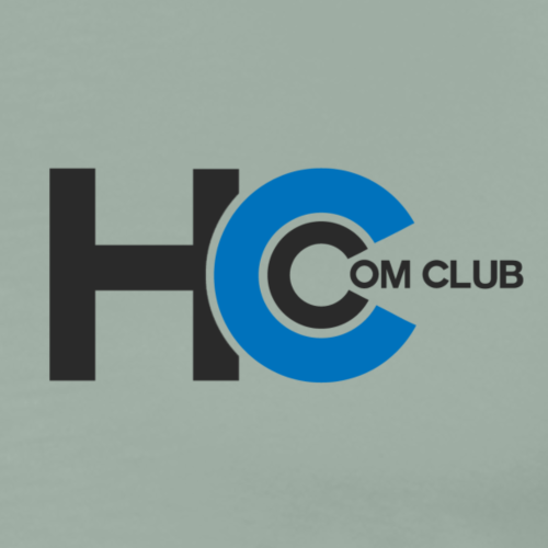 Com Club Logo - Men's Premium T-Shirt