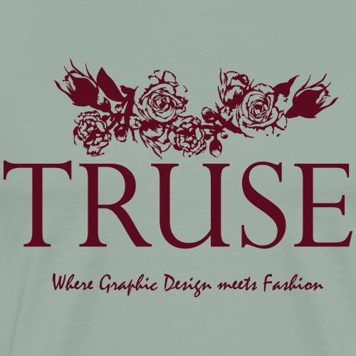 truseX (Available in all colors) - Men's Premium T-Shirt