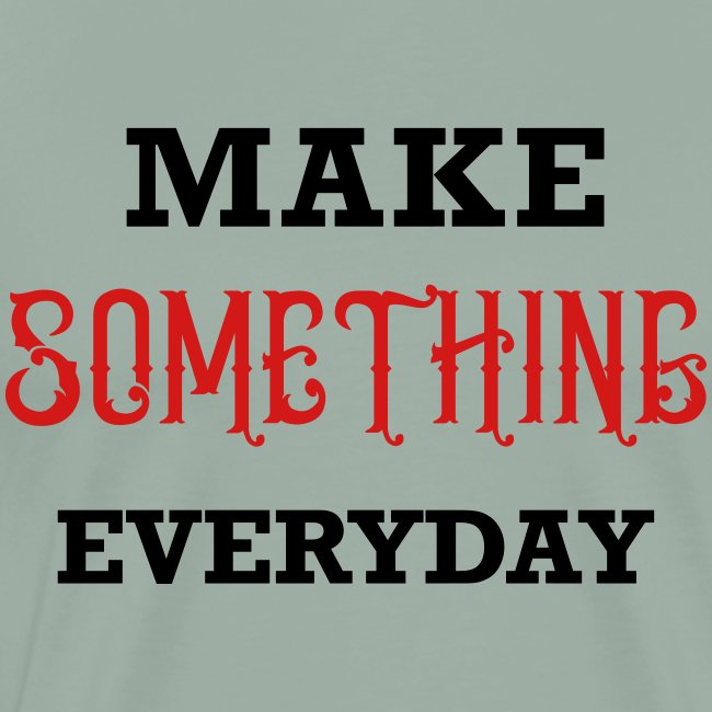 Make Something Everyday