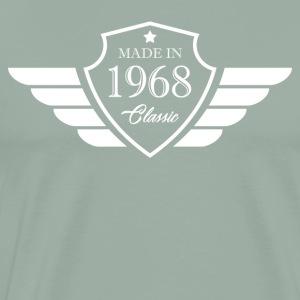 Made in1968 Tshirt 50th Birthday's Gift - Men's Premium T-Shirt