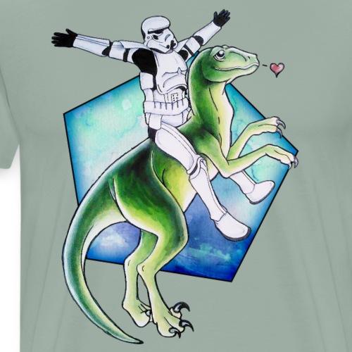 Still a Better Love Story Than Twilight - Men's Premium T-Shirt