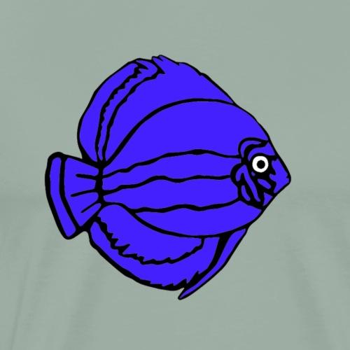 Discus - Men's Premium T-Shirt