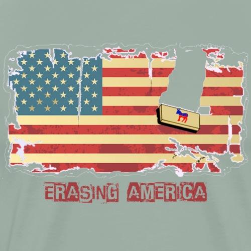 Old Flag Png - Men's Premium T-Shirt