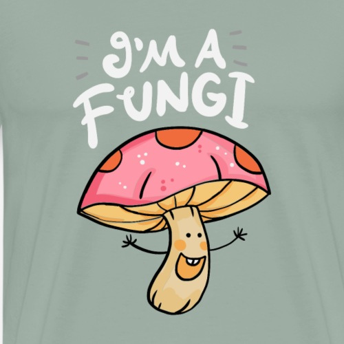 I´m a Fungi! - Men's Premium T-Shirt
