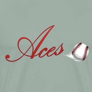 Aces Final Draft Tee Shirt 1 2 3 - Men's Premium T-Shirt