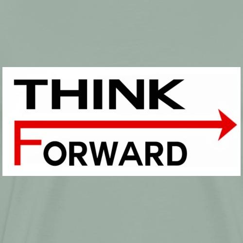 thinkforward - Men's Premium T-Shirt