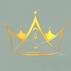 Crown - Men's Premium T-Shirt