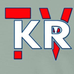 KR TV - Men's Premium T-Shirt