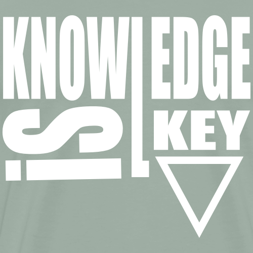 KnowledgeXX - Men's Premium T-Shirt