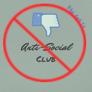 Anti Social Club - Men's Premium T-Shirt