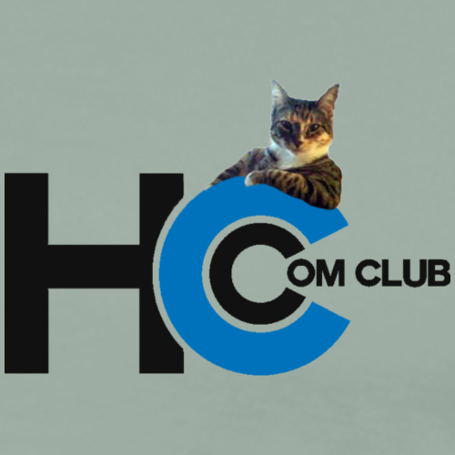 cat club - Men's Premium T-Shirt
