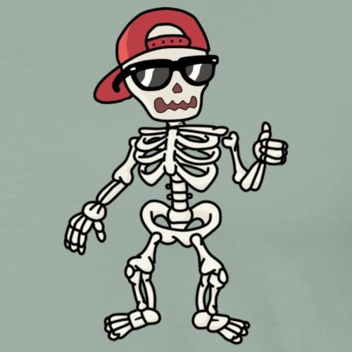 Skully - Men's Premium T-Shirt
