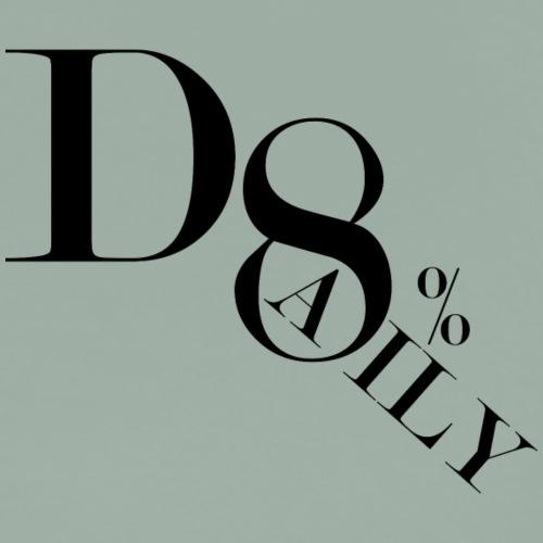 8% Daily - Men's Premium T-Shirt