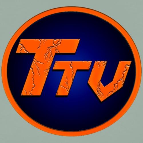 Teiwaz TV Logo - Men's Premium T-Shirt
