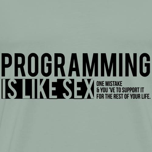 programmer T-shirt - Men's Premium T-Shirt