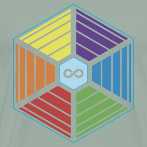 Infinity Stones Merch by BuzzMoy #2 - Men's Premium T-Shirt