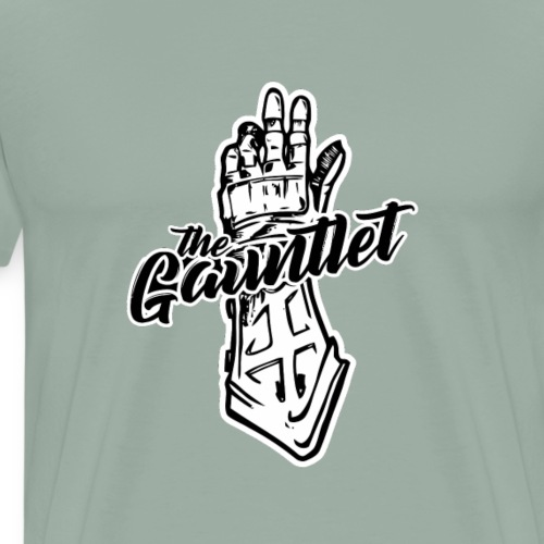 The Gauntlet - Men's Premium T-Shirt