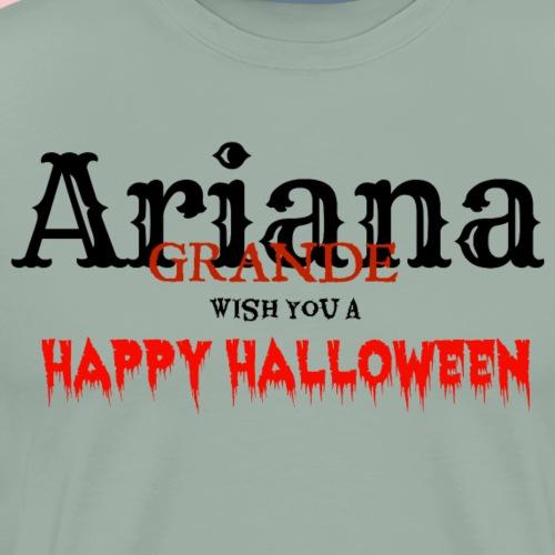 Happy Halloween from Ariana Grande ! - Men's Premium T-Shirt