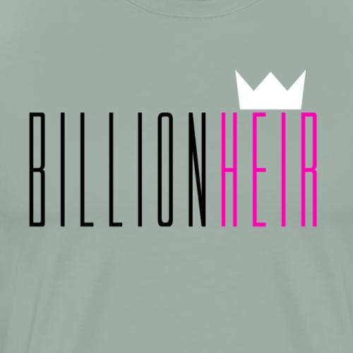 Billionheir: Goes Pink - Men's Premium T-Shirt