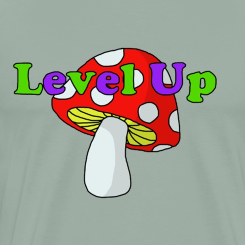 Level up! - Men's Premium T-Shirt