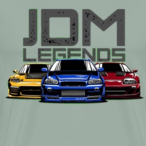 Jdm Legends - Men's Premium T-Shirt