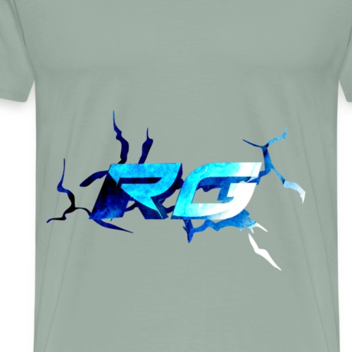RG lightning - Men's Premium T-Shirt