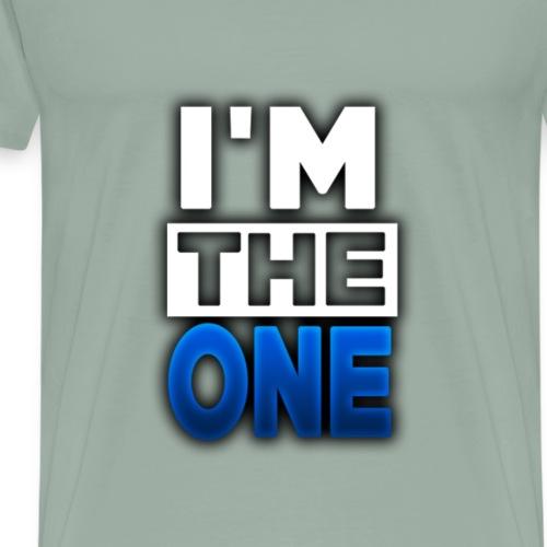I'M THE ONE - Men's Premium T-Shirt