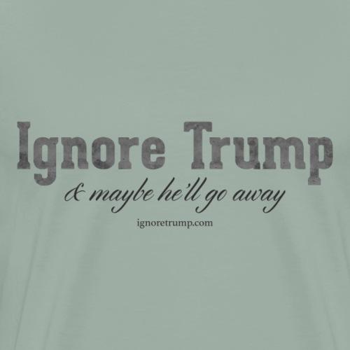 Grunge (Dark) - Men's Premium T-Shirt