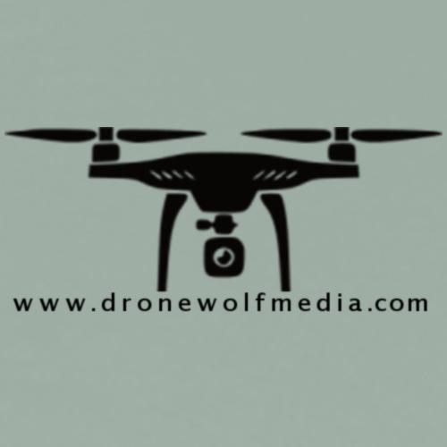 drone/web address - Men's Premium T-Shirt