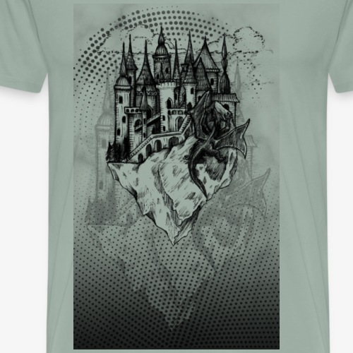 CASTLE IN THE AIR 2.0 - Men's Premium T-Shirt