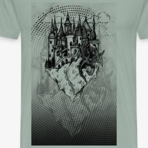 CASTLE IN THE AIR 2.0 - Men's Premium T-Shirt