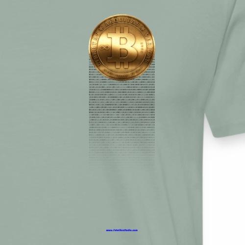 Bitcoin Team - Men's Premium T-Shirt