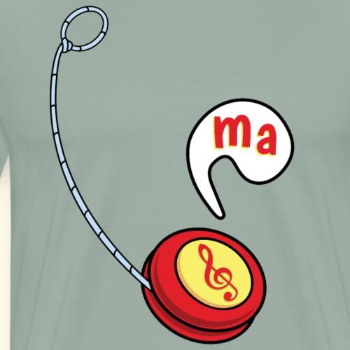 Yo-Yo Ma - Men's Premium T-Shirt
