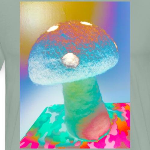 Mushroom1.a - Men's Premium T-Shirt
