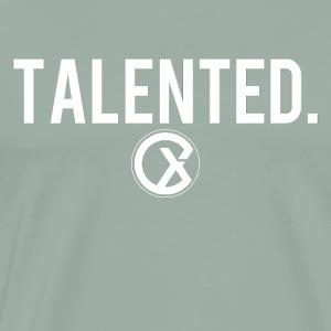 Talented. - Men's Premium T-Shirt