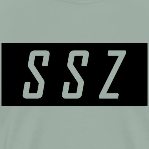 SSZ Logo - Men's Premium T-Shirt