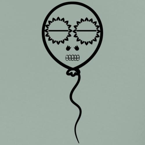 Dia De Los Muertos Balloon - Men's Premium T-Shirt