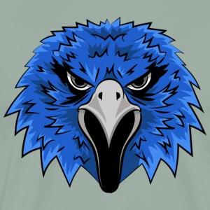 custom firebird mascot - Men's Premium T-Shirt