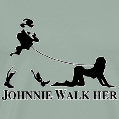 Johhnie WalkHer - Men's Premium T-Shirt