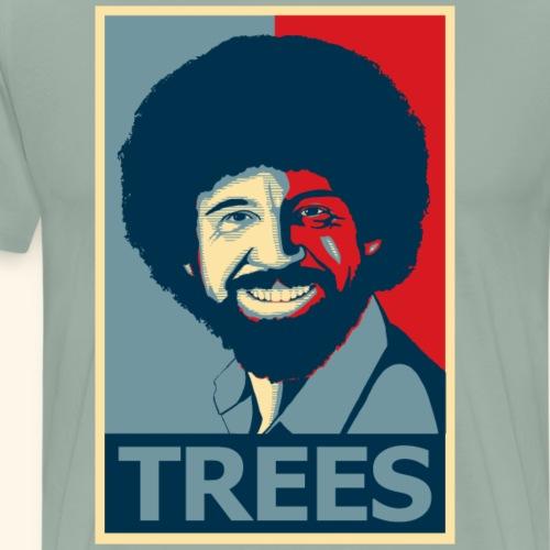 Ross the Tree - Men's Premium T-Shirt