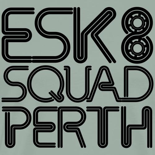 Esk8Squad Perth - Men's Premium T-Shirt