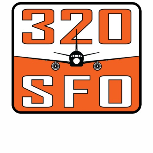 SFO 320 - Men's Premium T-Shirt