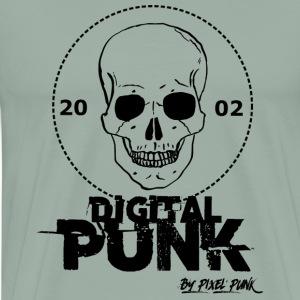 Digital punk - Men's Premium T-Shirt