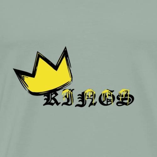 Kings - Men's Premium T-Shirt