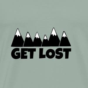 Get Lost - Men's Premium T-Shirt