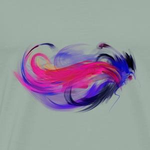 Paint Element 02 - Men's Premium T-Shirt